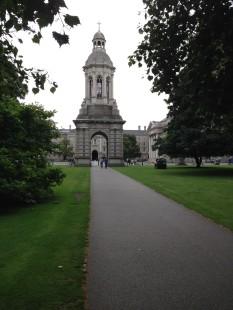 Campanile at Trinity College