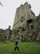 Abbie @ Blarney Castle