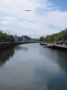 The River Liffey