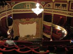 Inside the Gaiety Theater