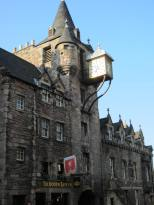 Tolbooth Building (built 1591)