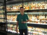 Reed in part of the Claive Vidiz collection (over 3000 bottles)