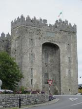 Lunch near Bunratty Castle