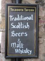 At the Tolbooth Tavern (est. 1820)
