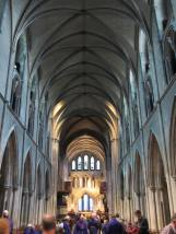 St. Patrick's Cathedral, nave
