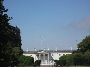 "The Irish ""White House"""