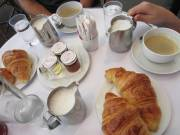 Cafe au Lait breakfast