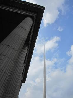 GPO and The Spire of Dublin