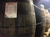 Cask house, Kilbeggan Distillery