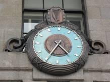 GPO Clock