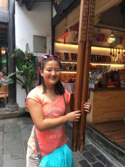 Our visit to Jinli Street and Kuan and Zhai Alleys